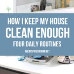 How To Keep Your House Clean Daily