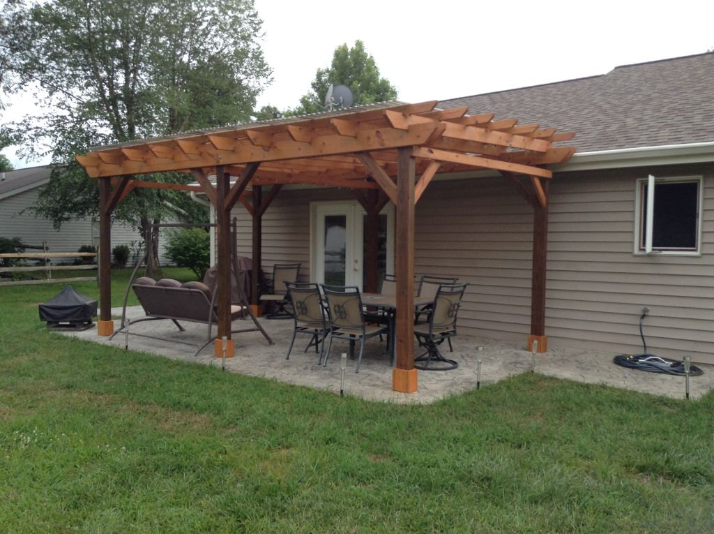 10 By 20 Patio Cover - Patio Ideas on 10X20 Patio Ideas id=55333
