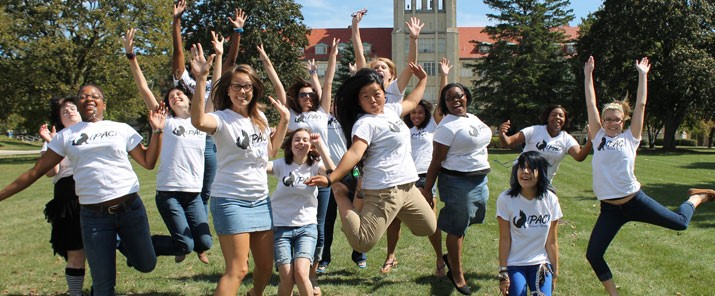 Back To School? Get To Know Your Fellow Students!