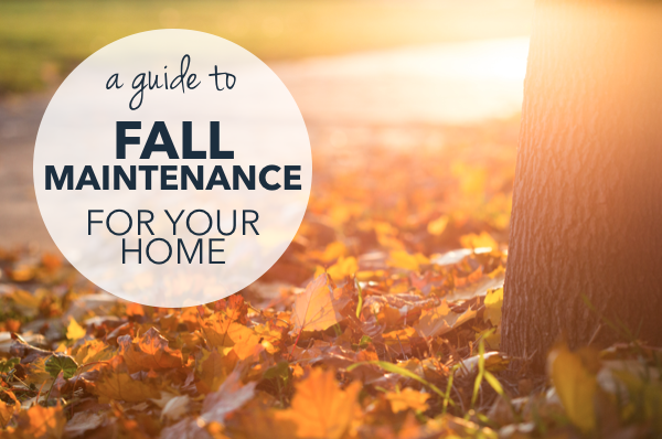 4 Fall Maintenance Tips You Should Do Every Year