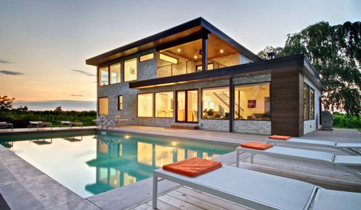 Custom Home Design: Exterior Finishing and Design Ideas