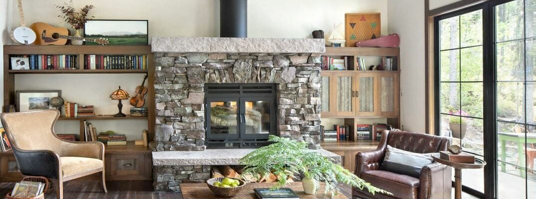 6 Tips for a Rustic Living Room