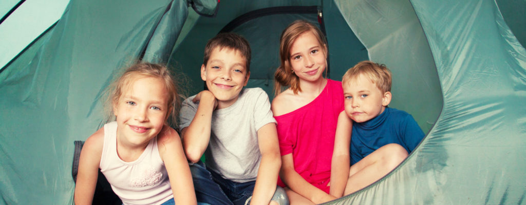 Camping with Kids: 6 Important Tips
